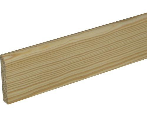 Sockelleiste SF379 Kiefer roh 13x70 mm L:2400 mm