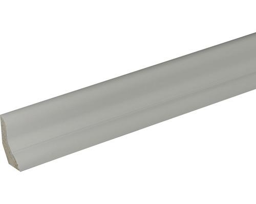 Sockelleiste SF384 Kiefer weiß lackiert 20x40 mm L:2400 mm