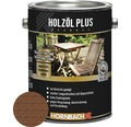 HORNBACH Holzöl Plus bangkirai 2,5 l
