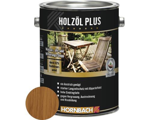 Holzöl Plus teak 2,5 l