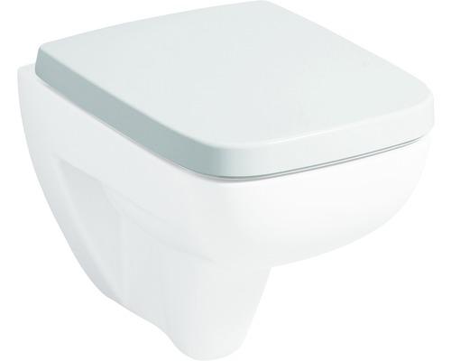 WC-Sitz Geberit Renover Nr.1 Plan weiß mit Absenkautomatik