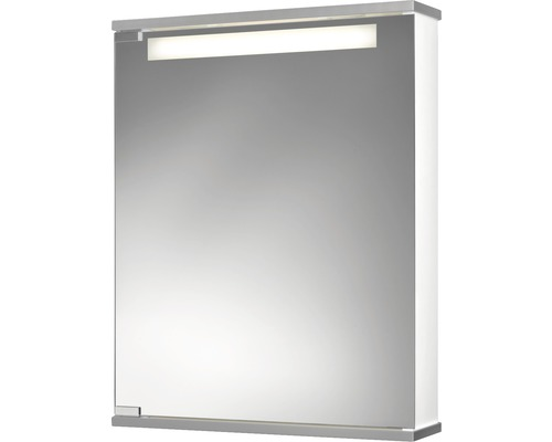 Spiegelschrank Jokey Cento 50x65x16 cm 1-türig weiß