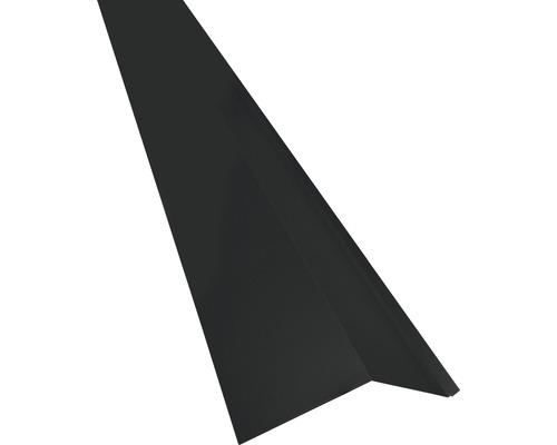 PRECIT Schürze für Mansarden außen anthracite grey RAL 7016 1000 x 135 x 90 mm