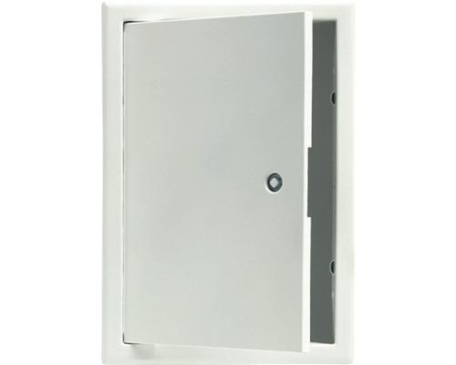 Revisionstür Stahlblech weiß 45 x 45 cm