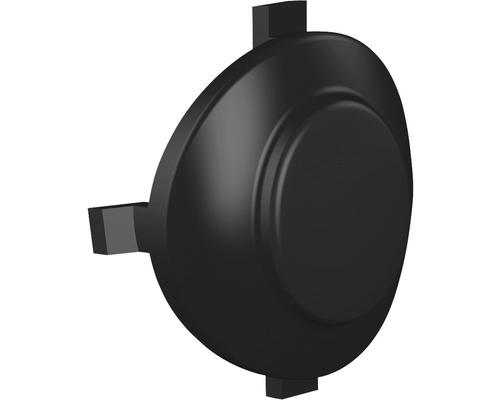 Gummi Avital für Geschirrbrause kegelförmig schwarz
