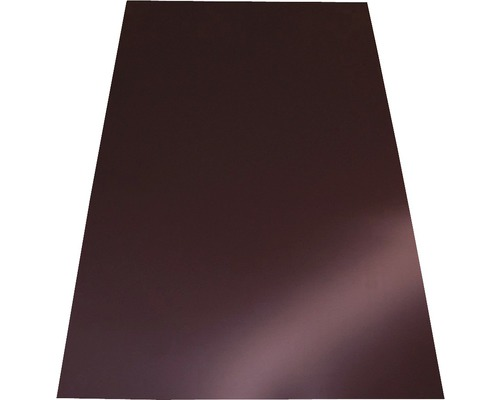 Precit Schornsteinblech chocolate brown RAL8017 0,5 mm