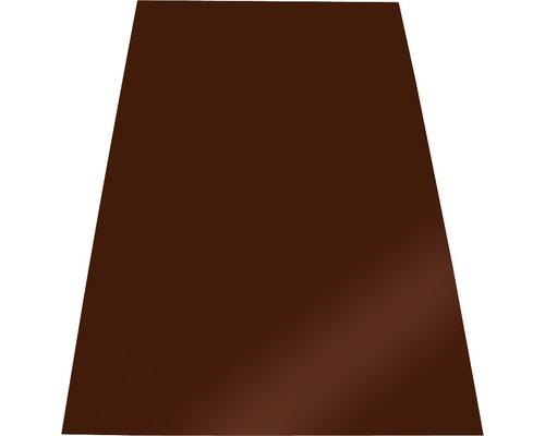 PRECIT Schornsteinblech oxide red RAL 3009 1250 x 1000 x 0,5 mm