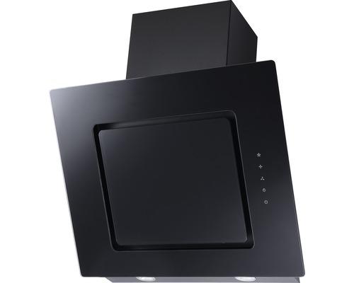 Dunstabzugshaube Piccante Dorigo 60 cm schwarz