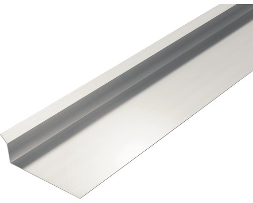PRECIT Aluminium Kappleiste ohne Silikonaufschlag 2000 x 78 x 30 mm
