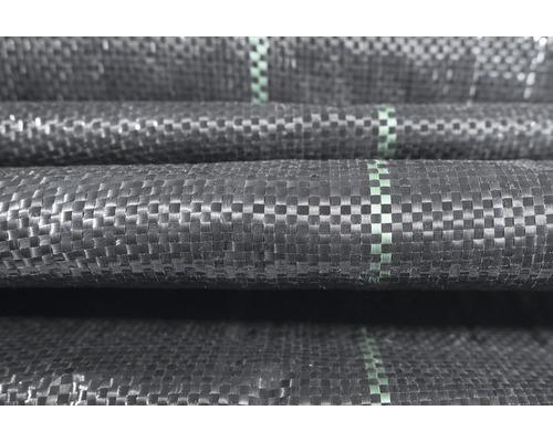 Unterbodengewebe 100g/m² FloraSelf 1500 x 200 cm, schwarz