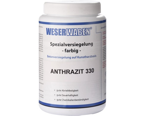 Spezial-Versiegelung anthrazit 1 Ltr.