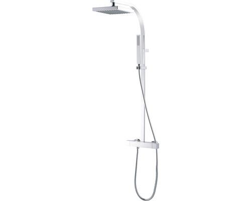 Duschsäule Avital Melda mit Thermostat chrom