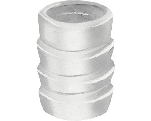 Muffe Kunststoff M6 mm, 100 Stück