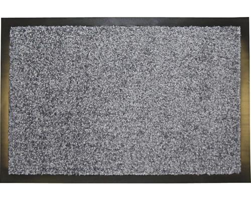 Schmutzfangläufer Clean Twist grau 90x150 cm