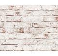 Vliestapete 9078-13 New England Mauerstein Ziegel