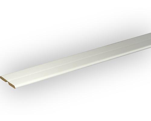 Faltwinkelleiste 22x22x2400 mm candela white