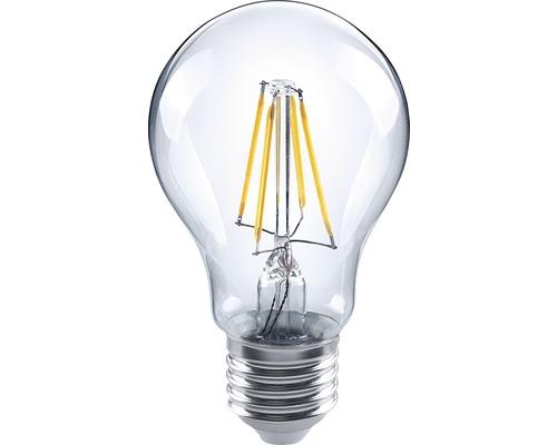 Flair LED Lampe A60 Filament klar E27/4(40)W 470 lm 2700 K warmweiß