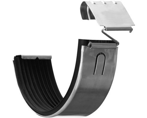 Zambelli Rinnenverbinder Zink halbrund NW 127 mm