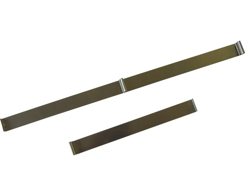 Klammern für Systemfußboden aus Nadelhölzer Pack=200St