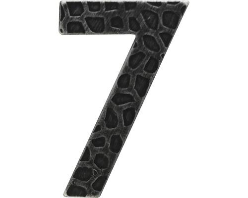Hausnummer Eisen 7