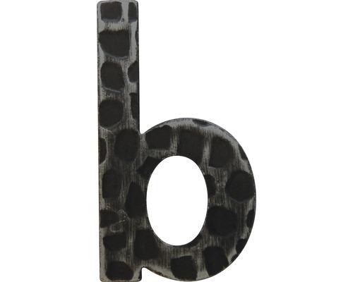 Hausnummer Eisen b