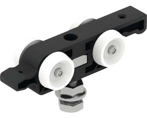 Pocket Kit Schiebetürsystem Knauf Ersatz-Laufwagen 120 kg