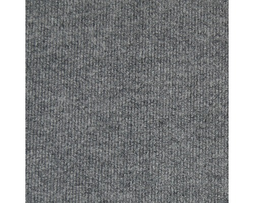 Teppichfliese Prima hellgrau 50x50 cm