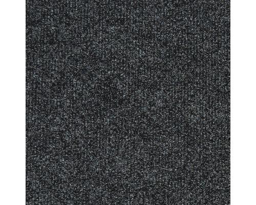 Teppichfliese Prima anthrazit 50x50 cm