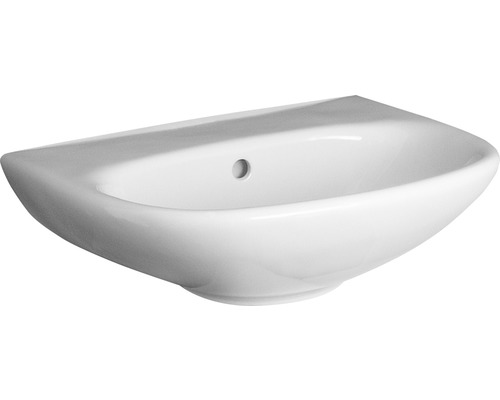 Waschbecken Jika 60x47 cm weiß