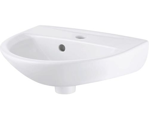Handwaschbecke Cersanit President 45x35 cm weiß