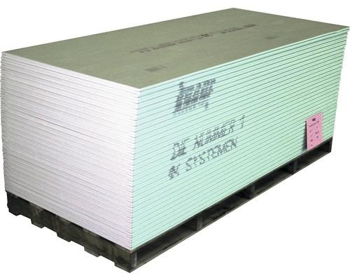 Gipskartonplatte Knauf GKFI imprägniert 1300x900x12,5 mm