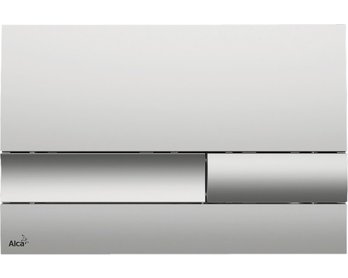 Betätigungsplatte Alca Plast M1732 chrom-matt