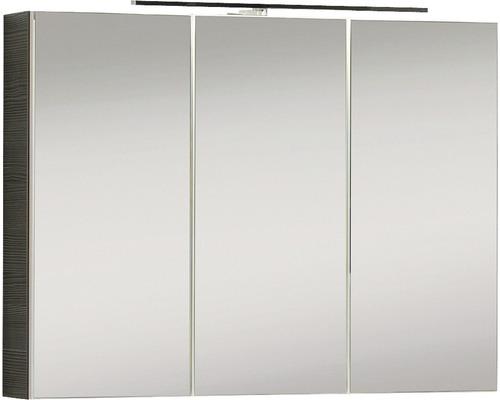Spiegelschrank Fackelmann Vadea 90x68x16 cm 3-türig Pine