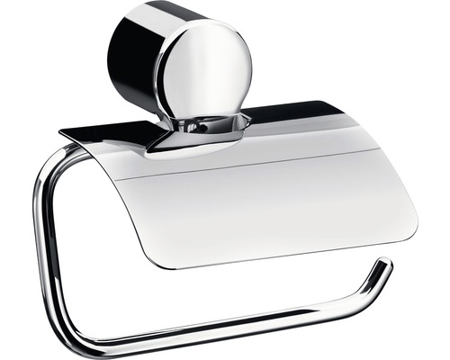 Toilettenpapierhalter Emco Fino 840000100 chrom mit Deckel