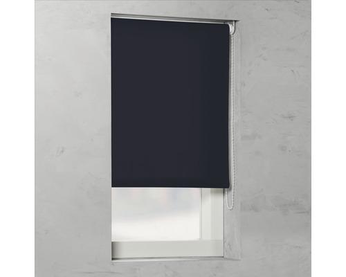 Soluna Tageslichtrollo T8, uni dunkelblau, 60x190 cm