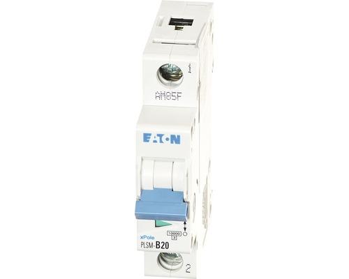 Leitungsschutzschalter Eaton 20A 1-polig 1B