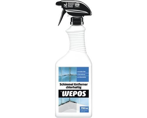 Schimmelentferner chlorhaltig Wepos 0,75 L