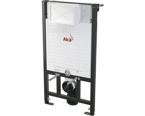 Montageelement Alca Plast Komfort für Wand-WC H:1000 mm