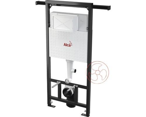 Montageelement Alca Plast Komfort für Nasszellenrenovierung für Wand-WC H:1200 mm mit Entlüftungsvorbereitung