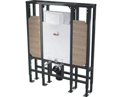 Montageelement Alca Plast Komfort für Wand-WC Behindertengerecht H:1200 B:1060 mm freistehend