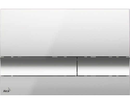 Betätigungsplatte Alca Plast Komfort M1721 vechromt