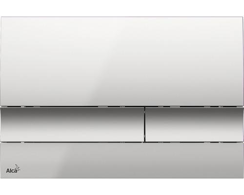 Betätigungsplatte Alca Plast Komfort M1722 mattchrom