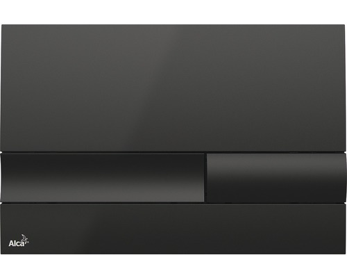 Betätigungsplatte Alca Plast Komfort M1738 schwarz