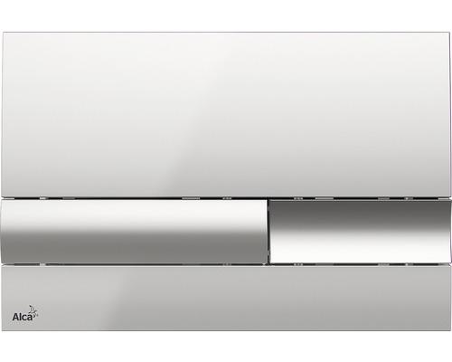 Betätigungsplatte Alca Plast Komfort M1741 vechromt