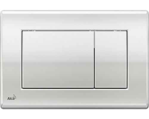 Betätigungsplatte Alca Plast Komfort M271 verchromt