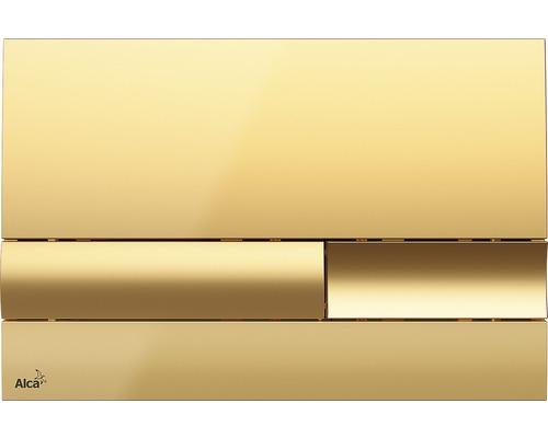 Betätigungsplatte Alca Plast Komfort M1745 gold