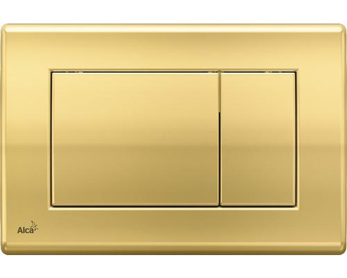 Betätigungsplatte Alca Plast Komfort M275 gold