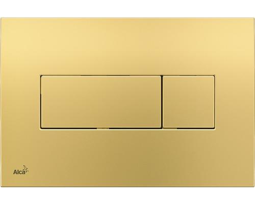 Betätigungsplatte Alca Plast Komfort M375 gold