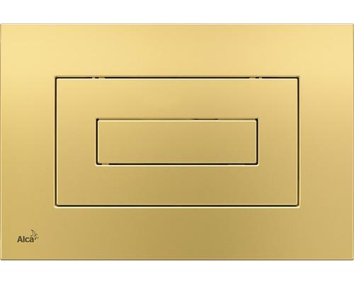Betätigungsplatte Alca Plast Komfort M475 gold