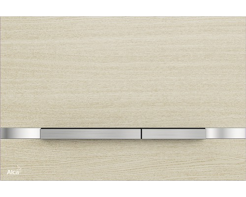 Betätigungsplatte Alca Plast Komfort Sting Oak-white